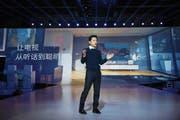 Baidu-Chef Robin Li hat keine Angst vor dem Suchmaschinen-Giganten Google. (Bild: Getty (Peking, 16. November 2017))