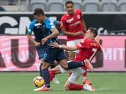 Thun erkämpft sich gegen den FCZ ein Unentschieden (Bild: KEYSTONE/PETER SCHNEIDER)