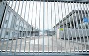 Ausschliesslich für weibliche Gefangene: die Justizvollzugsanstalt Hindelbank. (Bild: Marcel Bieri/Keystone)