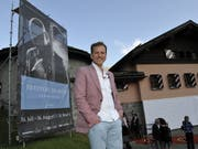 Der Zürcher Christian Jenny wurde zum Gemeindepräsident von St. Moritz gewählt. (Bild: KEYSTONE/KARL-HEINZ HUG)
