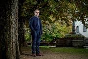 Filmmusik ist eine seiner grossen Leidenschaften: Der Luzerner Musiker und Dirigent Ludwig Wicki. Bild: Pius Amrein