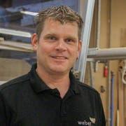 Ralph Weber, Unternehmer aus Kirchberg (Bild: PD)