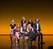 Das Luzerner Theaterensemble «Die Nachkommen».