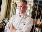 Heiko Nieder vom «The Restaurant» im «The Dolder Grand» ist Koch des Jahres 2019. (Bild: Keystone/Thomas Buchwalder)