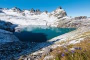 Der Wildsee im Pizolgebiet. (Bild: PD/Schweiz Tourismus)