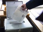 Bild von der letzten Wahl vom 18. Oktober 2015. In einem Jahr ist es wieder soweit. Was bringt die Wahl 2019? (Bild: Keystone/DOMINIC STEINMANN)