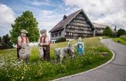 Das Restaurant Gupf in Rehetobel gehört zu den Gewinnern im diesjährigen Gault-Millau-Ranking. (Bild: Urs Bucher)
