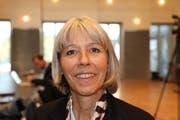 Susanna Hofmann, Präsidentin FDP Wil-Untertoggenburg: «Sie hat sich immer durch persönliche Arbeit ausgewiesen, das schätze ich sehr. Sie ist eine grosse Schafferin, die mit Fachwissen und Sozialkompetenz überzeugt.»