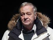 FIS-Präsident Gian-Franco Kasper (74) ist nicht mehr Mitglied des IOC (Bild: KEYSTONE/AP/LUCA BRUNO)