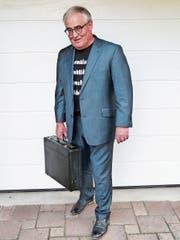 Der 63-jährige Rolf Sennhauser ist unter anderem Gründungsmitglied des Kulturveranstalters «Gong». (Bild: Kurt Lichtensteiger)