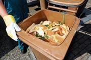 Speiseabfälle zu reduzieren zahlt sich aus, auch finanziell. (Bild: Ralph Ribi)