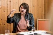 Antonia Fässler, Präsidentin Ostschweizer Regierungskonferenz. (Bild: Mareycke Frehner)