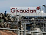 Givaudan hat in den ersten neun Monaten mehr Riechstoffe und Aromen abgesetzt als in der Vorjahresperiode. (Bild: KEYSTONE/MARTIAL TREZZINI)