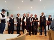 Der Festgottesdienst wird vom Jodlerklub Flüeler Sängerknaben musikalisch umrahmt. (Bild: PD)