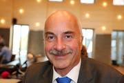 Daniel Meili, Stadtrat, FDP, Wil: «Karin Keller-Sutter als Bundesrätin wäre die Richtige für unser Land und für unseren Kanton. Für die Stadt Wil wäre es eine grosse Freude. Ich glaube, sie schafft es.»