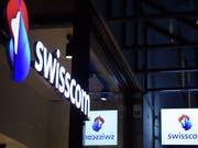 Die Swisscom erhält in den ersten neun Monaten Rückenwind aus Italien. Allerdings lässt der Schub nach. (Bild: KEYSTONE/MELANIE DUCHENE)