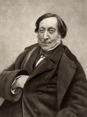 Gioachino Rossini (1792–1868). (Bild: Getty)
