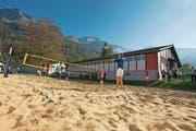 Das Sportcamp im Melchtal hat sich finanziell zuletzt gut entwickelt. Im Bild Lagerteilnehmer beim Ballspiel im Sportcamp. (Bild: PD)