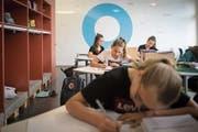 Bald werden Real- und Sekundarschülerinnen in der Gossauer Maitlisek in der gleichen Klasse unterrichtet. (Bild: Archivbild: Benjamin Manser)