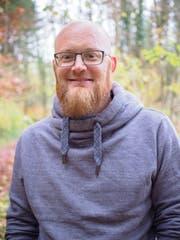 David Mächler kandidiert für den Kirchberger Schulrat. (Bild: Sascha Erni)