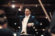 Komponist und Dirigent David Philip Hefti. (Bild: Felix Broede/PD)