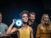 Das Stück «Auerhaus» nach dem gleichnamigen Jugendroman von Bov Bjerg hatte am 10. November 2018 im Theater an der Winkelwiese in Zürich die Schweizer Erstaufführung. (Bild: Sepp de Vries)