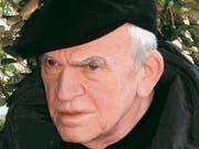 Der tschechische Schriftsteller Milan Kundera lebt seit 1975 in Frankreich und publiziert auf Französisch. (Bild: KEYSTONE/EPA/-)