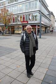 Beat Steiger ist der Kopf der Arbeitsgruppe «Netzwerk Alter – Nachhaltig unterwegs». (Bild: Hans Suter)
