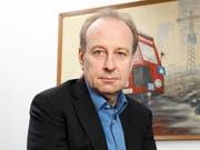 Gegen ihn wird in Monaco wegen mutmasslichen Betrugs bei Bilderverkäufen ermittelt: der Genfer Kunsthändler Yves Bouvier. (Bild: KEYSTONE/SALVATORE DI NOLFI)