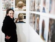Silvia Feusi Bopp ist fasziniert von der Rückseite der Menschen. (Bild: Stefan Kaiser (Baar, 9. November 2018))
