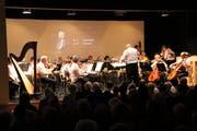 Das Jahreskonzert des Orchesters Erstfeld begeisterte das Publikum im Erstfelder Kasino. (Bild: Paul Gwerder, 11. November 2018)
