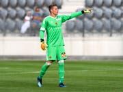Jonas Omlin gehört erstmals zum Aufgebot der Schweizer Nationalmannschaft (Bild: KEYSTONE/ANTHONY ANEX)
