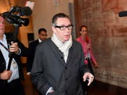 Der Franzose Jean-Claude-Arnault verlangt im Berufungsprozess die Aufhebung seiner Verurteilung wegen Vergewaltigung. (Bild: KEYSTONE/AP TT News Agency/FREDRIK SANDBERG)