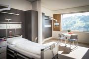 Am 2. Juni wurde die neue Bettenstation im Spital Wattwil offiziell eröffnet. (Bild: Ralph Ribi)