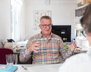 Das Spezialgebiet von HSG-Professor Thomas Dyllick, der einen Grossteil seines Berufslebens an der HSG verbrachte, ist das Nachhaltigkeitsmanagement. (Bild: Thomas Hary)