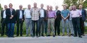 Die Unterstützer des Spitals Wattwil gruppieren sich aus dem Förderverein Regionalspital Toggenburg Wattwil, dem Ärztevereins Toggenburg, der Parteien, dem Gewerbe sowie der Region Toggenburg. (Bild: PD)