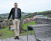 «Ein Schüleraustausch ist für die Teilnehmenden immer auch ein kulturell-emotionaler Gewinn», sagt Marc Kummer, Rektor der Kantonsschule Trogen. (Bild: Alessia Pagani)