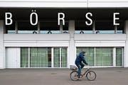 SIX, der Betreiberin der Schweizer Börse, drohen massive Verluste. (Bild: Philipp Schmidli (Zürich, 6. Februar 2018))