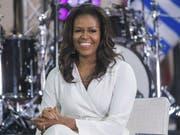 «Ich bin kein politischer Mensch», betont Michelle Obama in ihrem Buch. (Bild: Keystone/AP Invision/CHARLES SYKES)