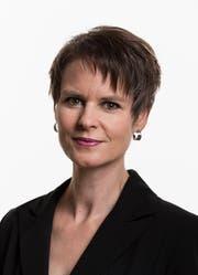 Cornelia Bisch, Redaktorin Zuger Zeitung