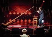 Enrico Lenzin wurde dank der Fernsehsendung «Die grössten Schweizer Talente» bekannt. (Bild: pd)