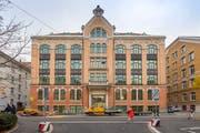 Das prachtvolle Haus an der Davidstrasse 25 wurde für 8,6 Millionen Franken versteigert. (Bild: Urs Bucher)