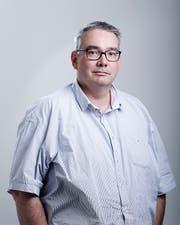 Harry Ziegler, Chefredaktor Zuger Zeitung