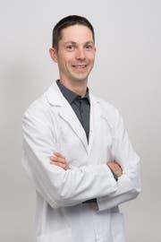 Radiologe Clemens Reisinger.