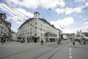 Das Kreisgericht St.Gallen am Bohl. (Bild: Sam Thomas)