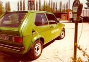 Schon vor über 40 Jahren gab es die ersten VW-Elektromodelle. Der Elektro-Golf oder E-Golf I von 1976 floppte allerdings. Bild: PD