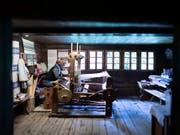Historische Gebäude und altes Handwerk: das Freilichtmuseum Ballenberg im Spannungsfeld zwischen wirtschaftlicher Realität und nostalgischer Erinnerung. (Bild: KEYSTONE/GAETAN BALLY)