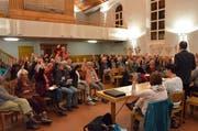 Die reformierten Kirchbürger von Waldstatt wollen eine verbindliche Kooperation mit Schönengrund, Schwellbrunn und Herisau. Bild: Roger Fuchs