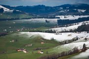 Raumplanerisch haben die Bergkantone und das Appenzellerland gemeinsame Interessen. (Bild: Benjamin Manser)
