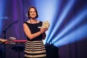 Monika Heeb-Lendi, Präsidentin des Vereins Spielerlebnis Walensee, freut sich über den Milestone 2018. (Bild: Remy Steiner)